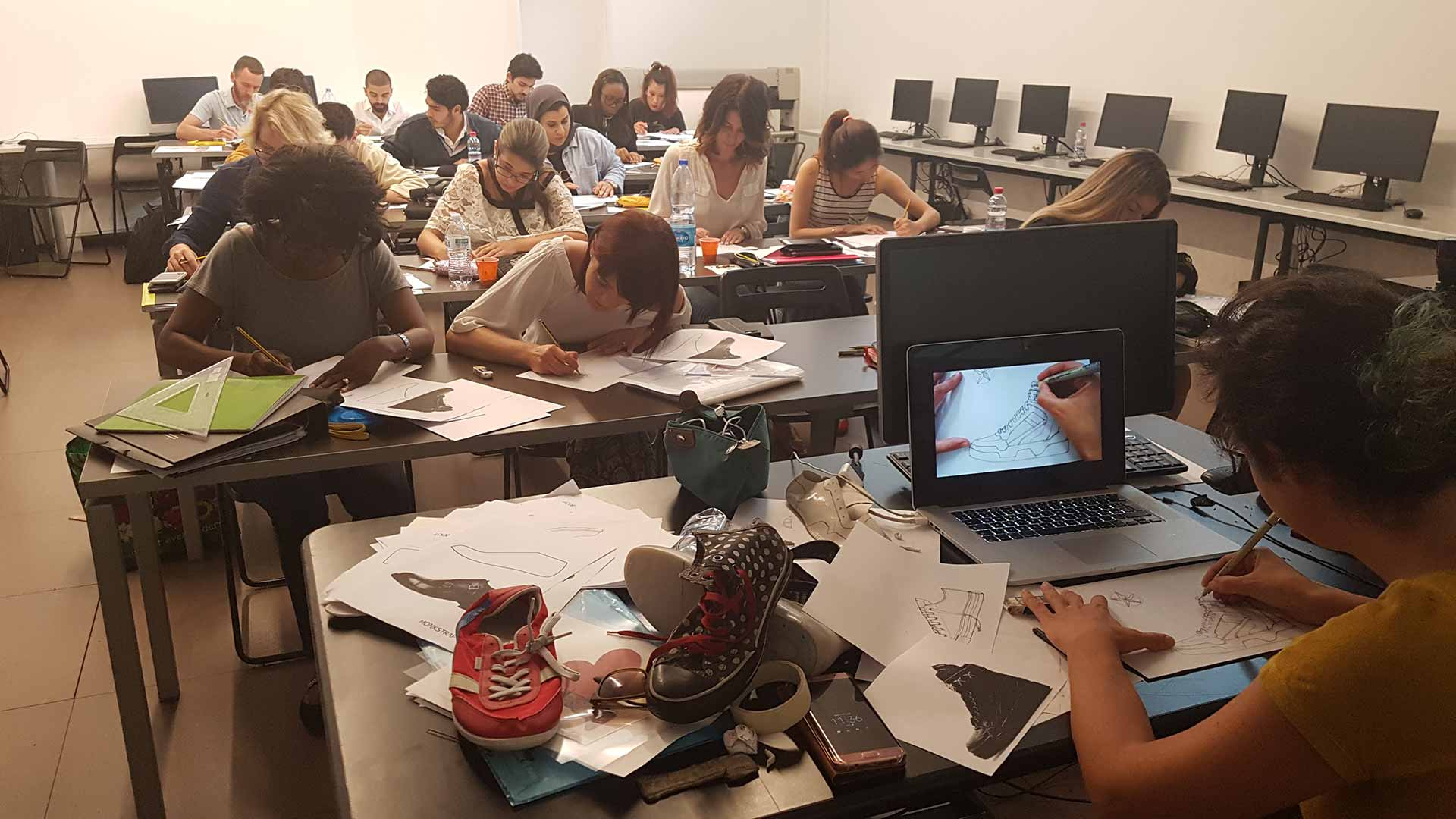Footwear design courses in usa