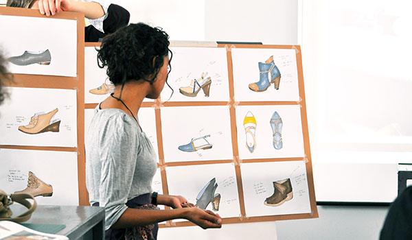 curso de diseño de colecciones de calzado » arsutoria school