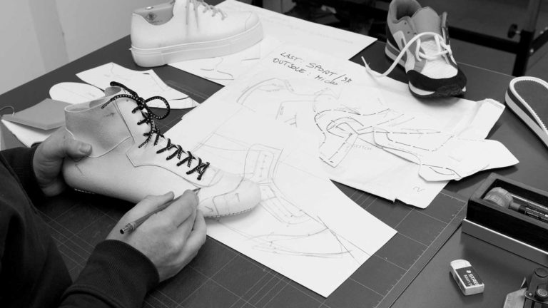sneaker making course