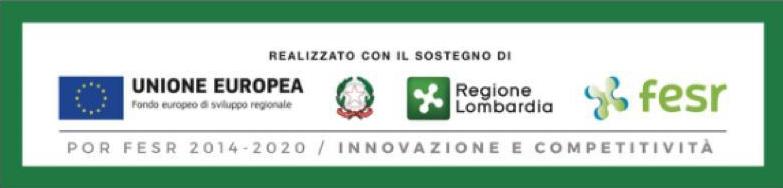 Il progetto è stato reso possibile grazie al sostegno dell'Unione Europea, della Regione Lombardia e del Fesr